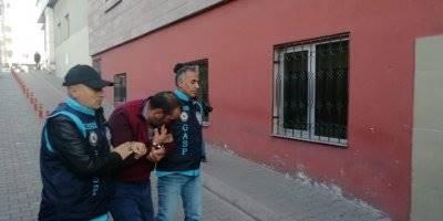 Maske Takarak Girdikleri Bağ Evinden 10 Bin Lira Gasp Eden 4 Kişi Yakalandı