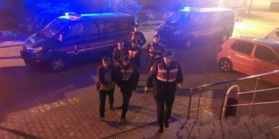 Eskişehir'de Hırsızlık Operasyonunda 3 Kişi Gözaltına Alındı