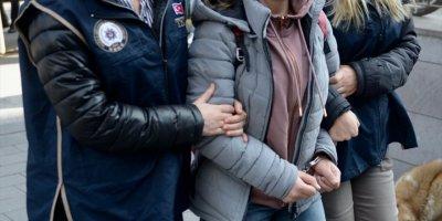 Eskişehir'de Biri Terör Örgütü Pkk/kck İle İrtibatlı İki Şüpheli Yakalandı