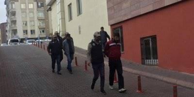 Deaş'ın Halep'e Bağlı 15 Köyünde Gençler Sözde Sorumlusu Kayseri'de Yakalandı