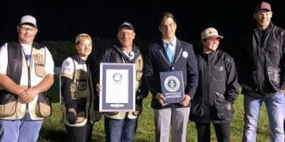 Huğlu Av Tüfeği Guinness Rekorlar Kitabı'nda