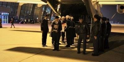 Hakkari'deki Silah Kazasında Şehit Olan Askerin Cenazesi Konya'ya Getirildi