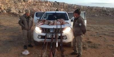 Karaman'da Kaçak Ve Usulsüz Avlanmaya 98 Bin 862 Lira Ceza