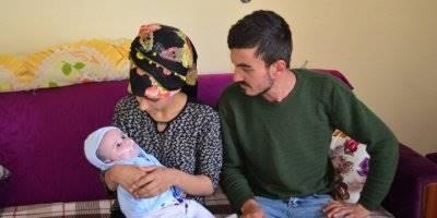Şizensefali Hastası Bebeğin Ailesi Yardım Bekliyor