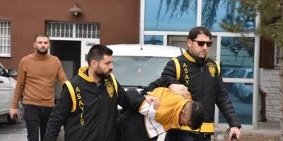 Aksaray'da 3 Hırsızlık Zanlısı Tutuklandı