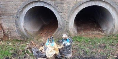 Rasulayn'da Tuzaklanmış 12 Kilogramlık İki Tüp İmha Edildi