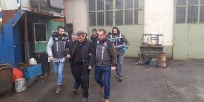 Ankara'da Dorse Hırsızlarına Operasyon