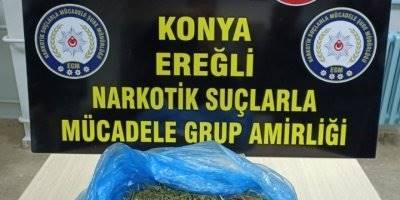 Uyuşturucu Tacirinin Evine Baskın: 1 Gözaltı