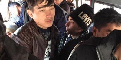 Ankara'da 38 Düzensiz Göçmen Yakalandı