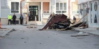 İç Anadolu'da 4 İlde Kuvvetli Rüzgar Ve Fırtına Uyarısı