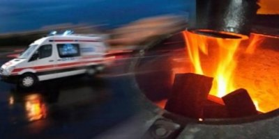 Aksaray'da Sobadan Sızan Gaz Bir Cana Mal Oldu