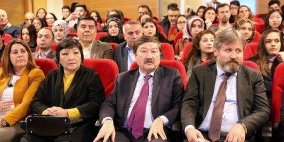 Nogay Türklerinin Ünlü Şairi Kadriya Temirbulatova Eskişehir'de Anıldı