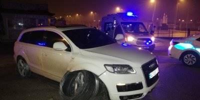 Karaman'da Yeni Yılın İlk Trafik Kazası Ucuz Atlatıldı