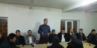 MHP Karaman Teşkilatı'nın Mesudiye Ziyareti