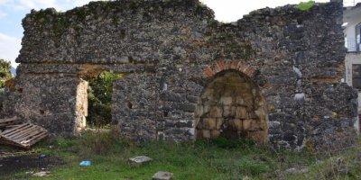 Karamanoğlu Beyliğinin Alanya'daki Mirasına Restorasyon