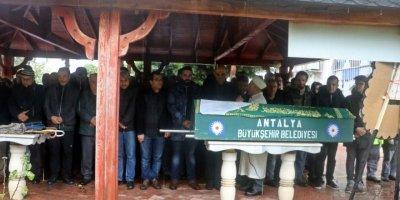 Antalya'da Ölü Bulunan Doktor İçin Son Görev