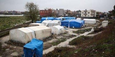Mersin'de Tarım İşçilerine Tahliye İşlemi