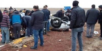 Konya'da Trafik Kazası: 1 Ölü, 8 Yaralı