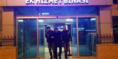 Alanya'da 11 Ayrı Suçtan 14 Yıl Hapis Cezasıyla Aranan Şüpheli Yakalandı