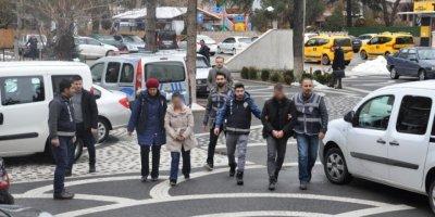 Akşehir'de Uyuşturucu Operasyonu 8 Gözaltı