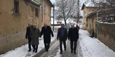 Pınarbaşı Köyüne Ziyaret