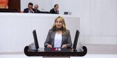 Konya Milletvekili Esin Kara Okullardaki Ölümleri Meclis Gündemine Taşıdı