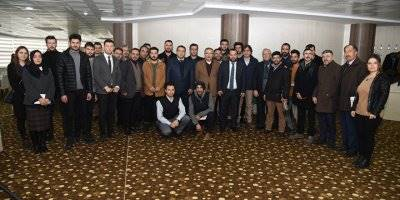 KMÜ Basın Çalışanlarını Unutmadı