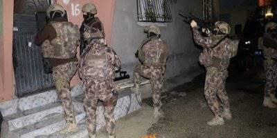 Adana Merkezli Torbacı Operasyonu Karaman'a da Sıçradı