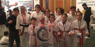 Eskişehir'in Sporcuların Milli Takım Heyecanı