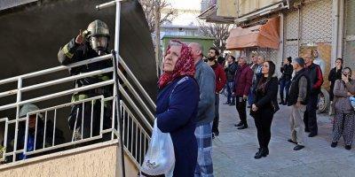 Antalya'da Yangın Yürekleri Ağza Getirdi