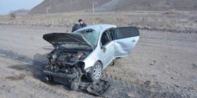 Konya Yolunda Trafik Kazası: 2'si Çocuk 4 Yaralı
