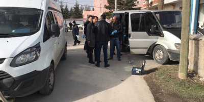 Karapınar'da Ehliyetsiz Sürücü Kaçak Göçmenlerle Yakalandı