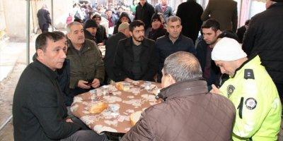 Akşehir Belediyesi Şehit Recep Özmen İçin Mevlit Okuttu