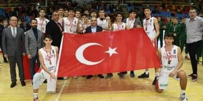 Yıldız Milliler Konya'da Şampiyon Oldu