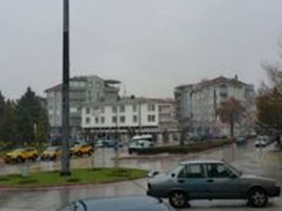 Karaman'da Yağmurlu Hava