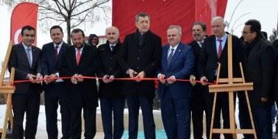 Milli Eğitim Bakanı Bakanı Ziya Selçuk'un Karaman Programı