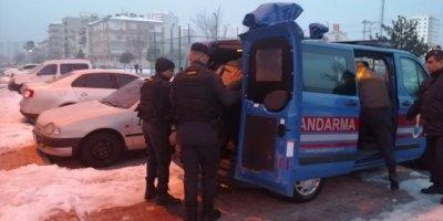 Kayseri'de Suriye'deki Terör Gruplarıyla Bağlantılı 2 Zanlı Yakalandı
