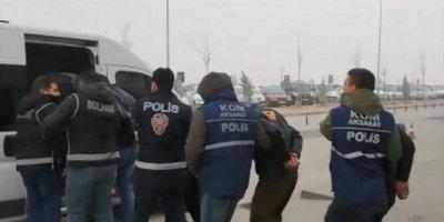 Aksaray Merkezli 6 İlde Komiser Yardımcılığına Geçiş Sınavı Operasyonunda 7 Gözaltı