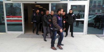 Konya'da Hesap Kavgasıyla Biten Eğlence Olayında 4 Tutuklama
