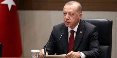 Cumhurbaşkanı Erdoğan Başkanlığında Güvenlik Zirvesi