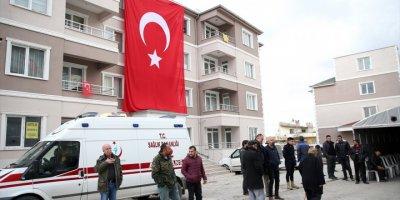 Kayserili Uzman Onbaşı Ali Taşöz'ün Ailesine Acı Haber Verildi