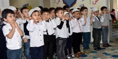 Karaman'da Minikler İçin Program