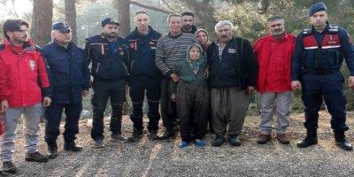 Mersin'de 2 Gündür Kayıp Olan Yaşlı Kadından İyi Haber