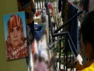Yaşlı Kadın Çamaşır Asarken Hayatını Kaybetti