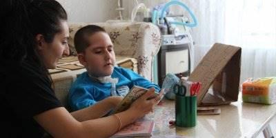 Küçük Tunahan'ın En Büyük Hayali Akülü Arabaya Kavuşmak