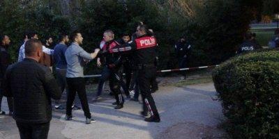 Antalya'da Alacak Verecek Meselesinde Taraflar Birbirine Girdi