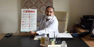 Aksaray'da Hekimlerden Koronavirüs Açıklaması