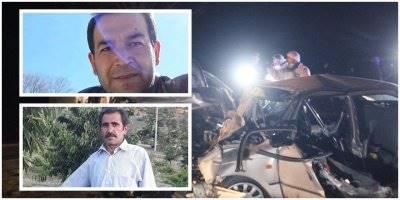 Güneysınır Yolunda Feci Kazada 4 Kişi Hayatını Kaybetti