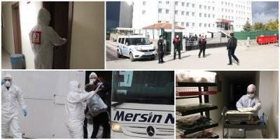KKTC'den Gelen 141 Kişi Karaman'da Yurda Yerleştirildi