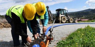 Mersin'de 2 Mahallenin 44 Yıllık İçme Suyu Sorunu Çözüldü